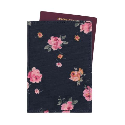 PASSPORT HOLDER WIMBOURNE ROSE