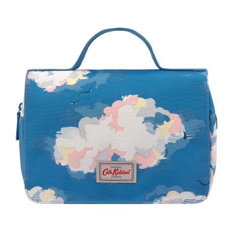 TRAVEL FOLDOUT WASHBAG CLOUDS