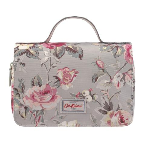 TRAVEL WASHBAG GARDEN ROSE