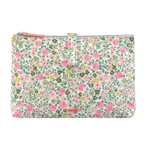 ZIPPED WASHBAG HEDGE ROSE