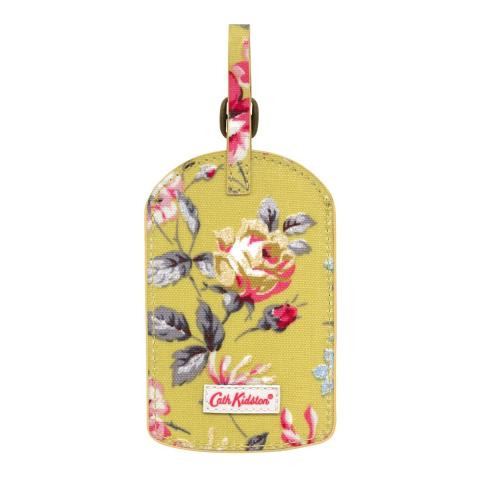 LUGGAGE TAG PEMBROKE ROSE