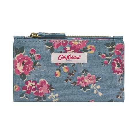 Book Wallet Kingswood Rose