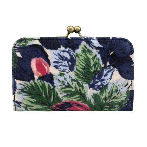 Clasp Purse Oxford Rose