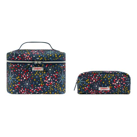 VANITY CASE MIDNIGHT STARS