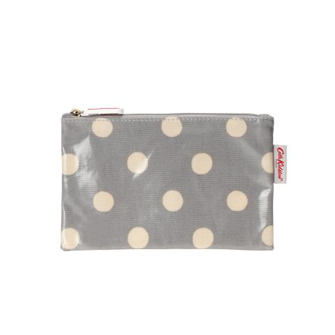 Zip Purse OCButton SpotGrey