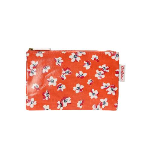 Zip Purse OCGrove DitsySoft Orange