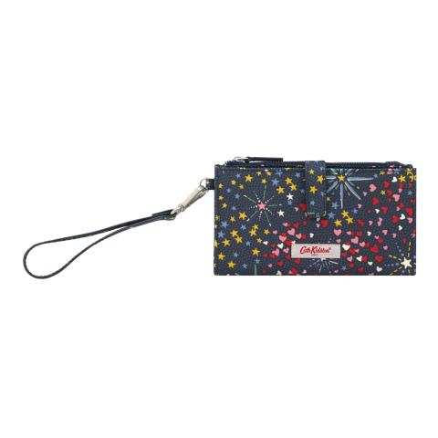 PHONE WALLET MIDNIGHT STARS
