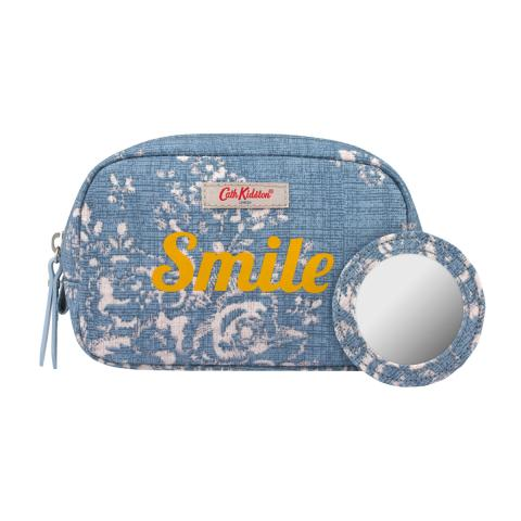 SM MAKE UP BAG ASHBOURNE BUNCH