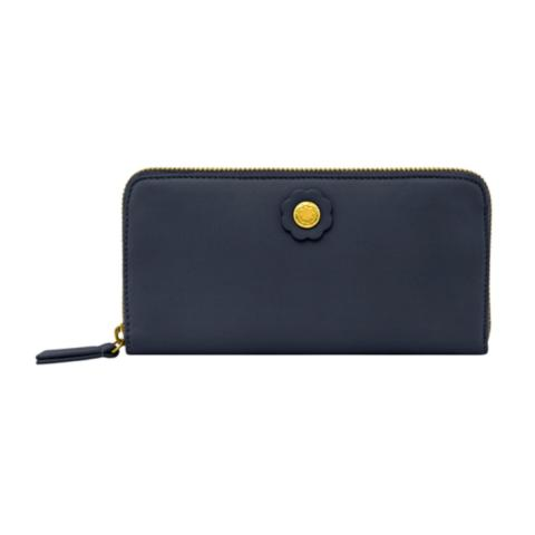 LEATHER CONTINENTAL WALLET N