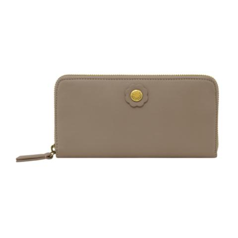 LEATHER CONTINENTAL WALLET T