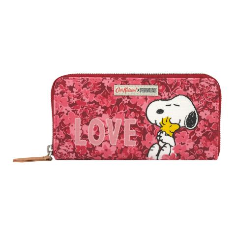 Cont Snoopy Love Paper Ditsy