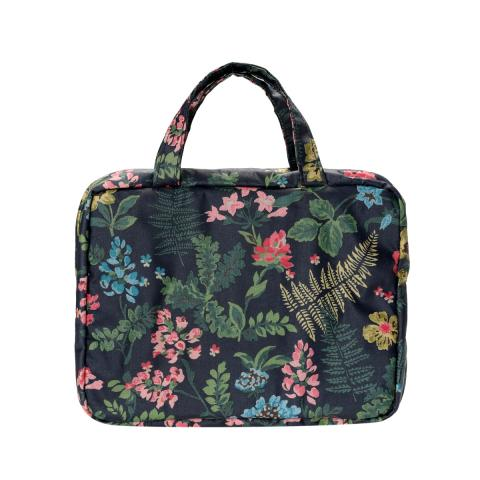 2 PT WASH BAG TWILIGHT GARDEN