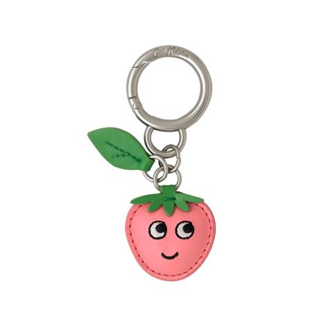 KEY RING SWEET STRAWBERRY