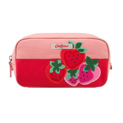 BOX COSMETIC BAG SWEET STRAWBERRY