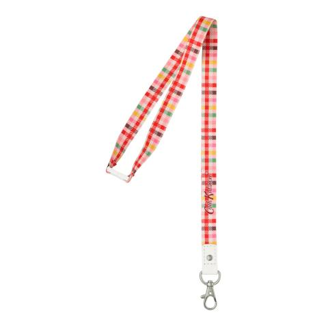 LANYARD GINGHAM CHECK