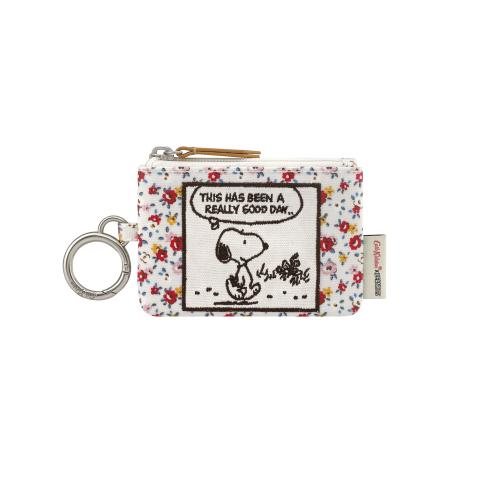ID PURSE WITH KEYRING