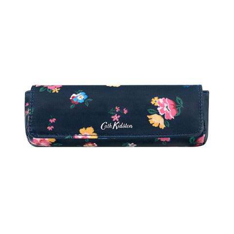 GLASSES CASE PARK MEADOW NAVY