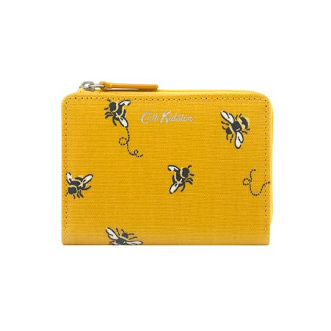 SLIM POCKET PURSE BEE