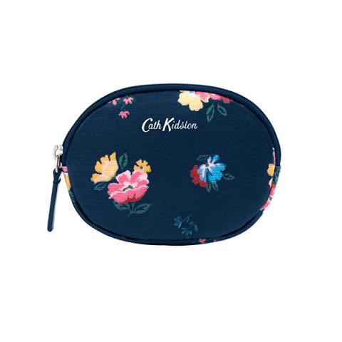 OVAL COIN PURSE PARK MEADOW