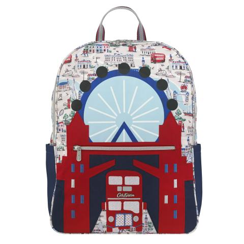 BACKPACK SMALL LONDON MAP