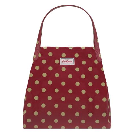 SHOULDER TOTE BUTTON SPOT B