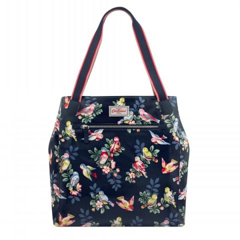HEYWOOD TOTE SPING BIRDS