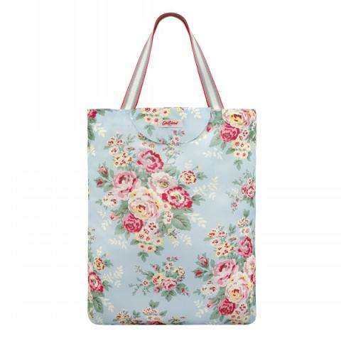 FOLDAWAY TOTE CANDY FLOWERS