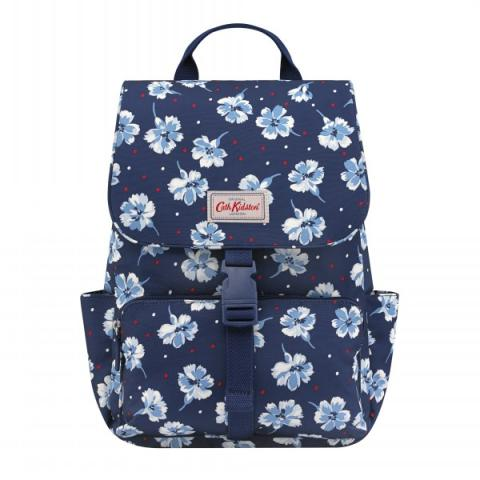 BUCKLE BACKPACK FAIRFIELD FLOWERS