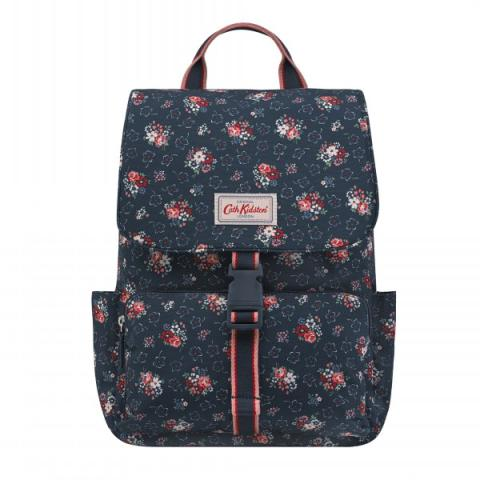 BUCKLE BACKPACK LUCKY BUNCH