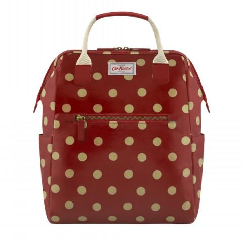HEYWOOD FRAME BACKPACK BUTTON SPOT