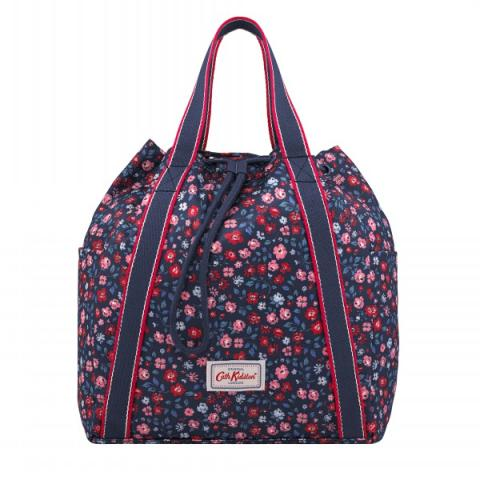 HIGH SUMMER BUCKET BACKPACK DULWICH DITSY