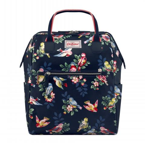 HEYWOOD BACKPACK SPRING BIRDS