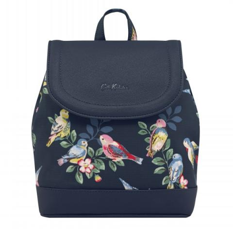 SMALL BACKPACK SPRING BIRDS