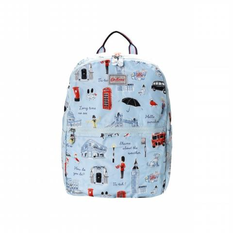FOLDAWAY BACKPACK LONDON ICONS
