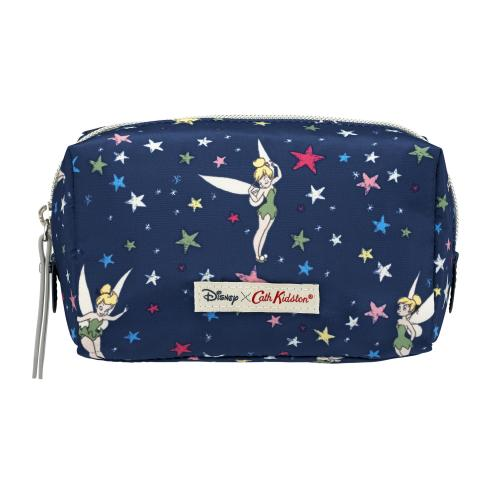DISNEY BOX MAKE UP CASE TINKER BELL STARRY NIGHT NAVY