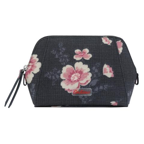 SMART MAKE UP BAG HENLEY BLOOM GRAPHITE GREY