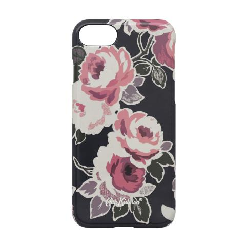 IPHONE 7 CASE PAPER ROSE GRAPHITE GREY