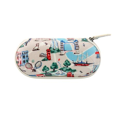 GLASSES CASE SMALL LONDON MAP