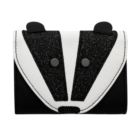 BADGER SHAPED PURSE