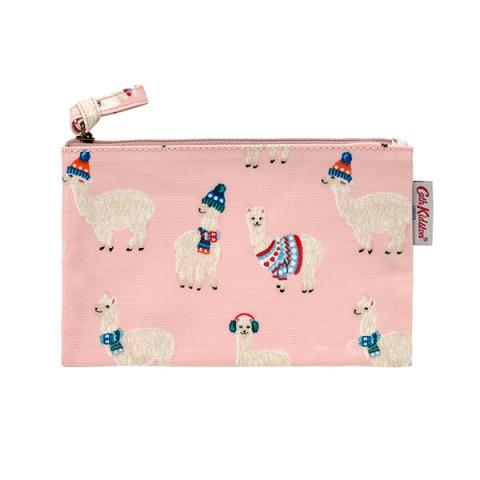 ZIP PURSE MINI ALPACAS