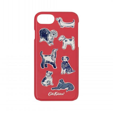 IPHONE CASE 678 MINI SQUIGGLE DOGS