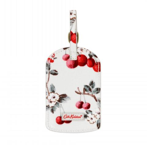 LUGGAGE TAG CHERRY SPRING