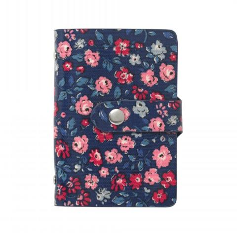 BOOK STYLE CARD HOLDER DULWICH DITSY