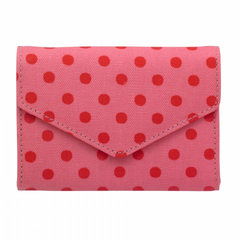 MINI PURSE LITTLE SPOT PINK RED