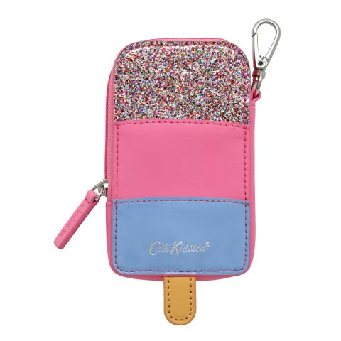 ICE CREAM COIN PURSE LOLLIES STONE