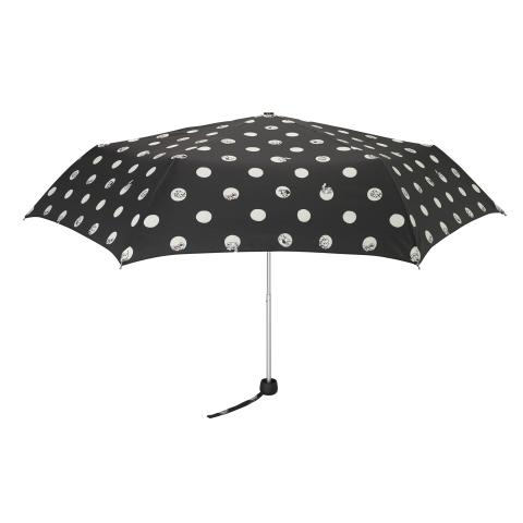 DISNEY MINILITE UMBRELLA PUPPY SPOT BLACK