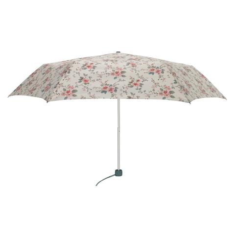 SUPERSLIM UMBRELLA UV TRAILING ROSE NATURAL
