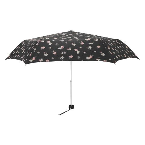 MINILITE UMBRELLA UV HAMPSTEAD DITSY CHARCOAL