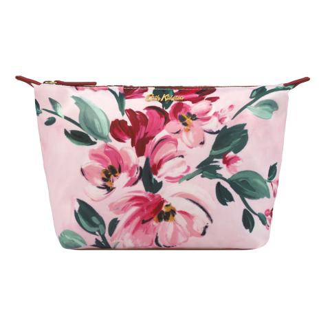 POUCH LARGE PAINTBOX FLOWERS