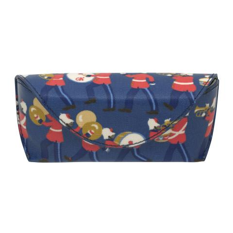 GLASSES CASE MARCHING BAND MID BLUE